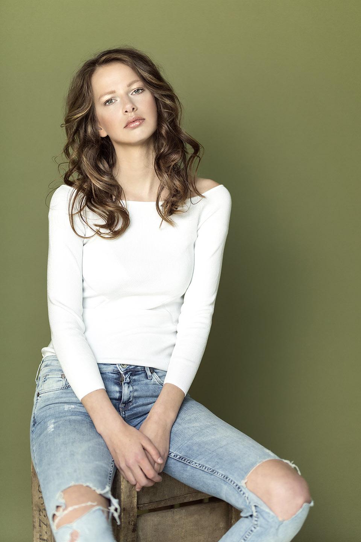Jildou @ Division Model Management
