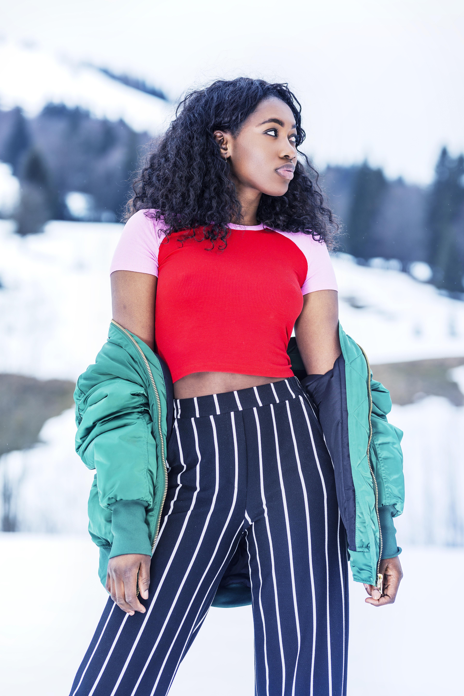 Isatou for Stella Models Austria